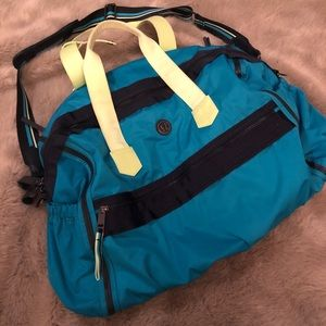 Lululemon active bag